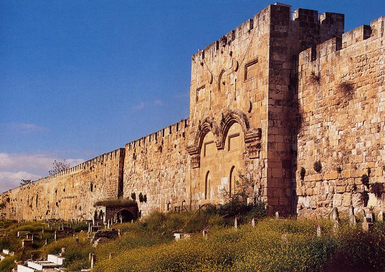Златые врата. Иерусалим